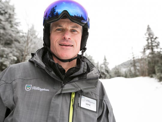 Killington Resort President and General Manager Mike