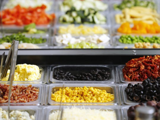 Food items at Fresh Millions Tuesday Nov. 3, 2015 in Mesa, Ariz.