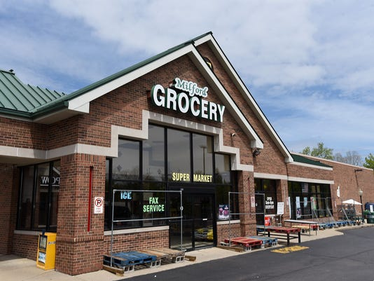 MTO milford grocery - the building