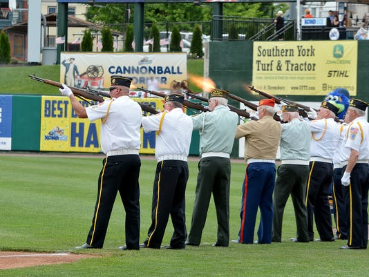 Local Gold Star families honored