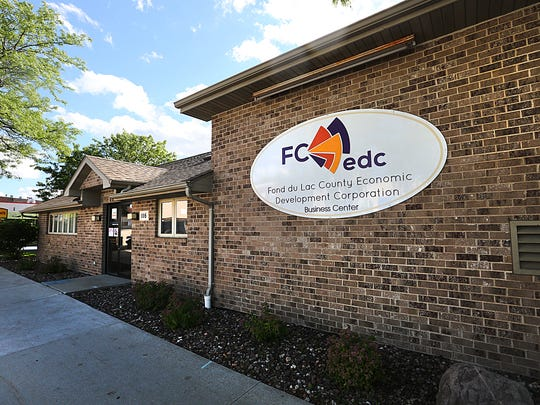 Fond du Lac County Economic Development Corporation building at 116 north Main Street in Fond du Lac. Tuesday June 20, 2017. Doug Raflik/USA TODAY NETWORK-Wisconsin