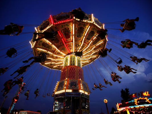 Biggest fair in Middle Tennessee opens