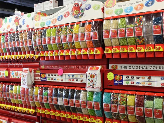 You can buy Jelly Belly jelly beans in bulk at Sweeties