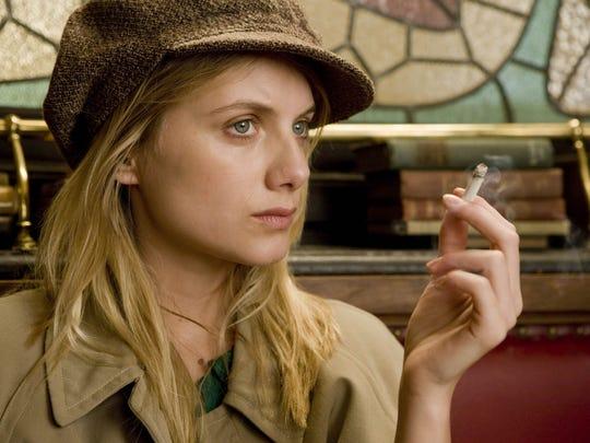 "Melanie Laurent plays Shosanna in ""Inglourious Basterds"" (2009)."