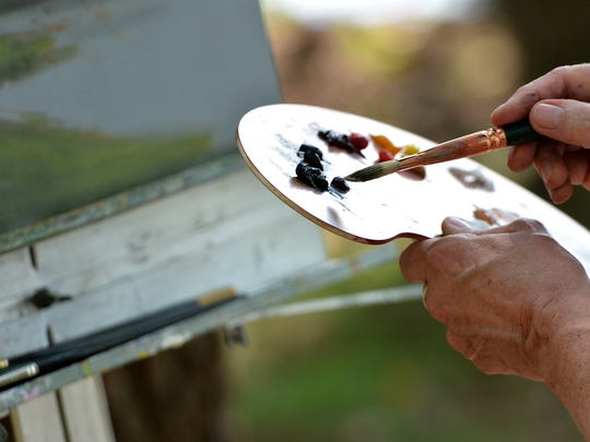 The first Plein Air York art festival runs Thursday through Sunday, May 16-19, throughout York City.