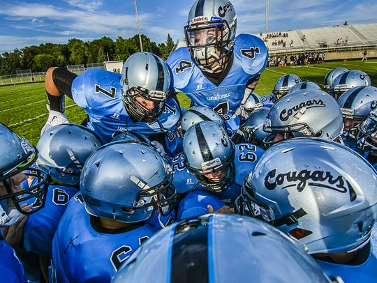Lansing Catholic has won 68 games over the last seven