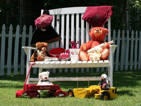 The annual Teddy Bear Day is Saturday, Sept.8, 2018 in downtown Glendale.