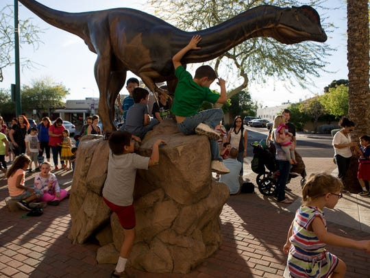 Get in free to the Arizona Museum of Natural History