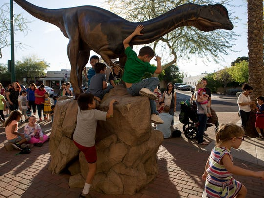 Get in free to the Arizona Museum of Natural History on Sept. 23.