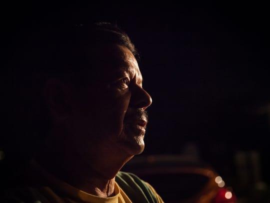 Arturo Padilla has been organizing residents in Horizon