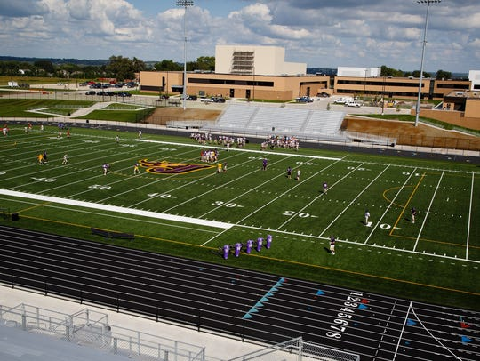 Dragon Stadium: Johnston, Ia.