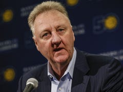 Larry Bird says Pacers need to be 'mentally tougher' heading into Game 3 against Celtics