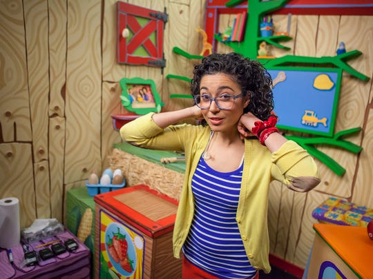 """Archmere Academy graduate Carly Ciarrocchi (""""The Sunny Side Up Show,"""" """"Sprout House"""") will return to Wilmington Drama League later this month."""