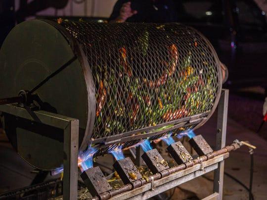 The Chile Pepper Festival highlights local restaurants