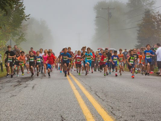 Dutchess County Classic's kids mile
