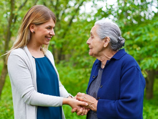 In the early stages of dementia, a person may still