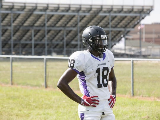 Jordan Davis and Southwind open the 5A playoffs on the road Friday.