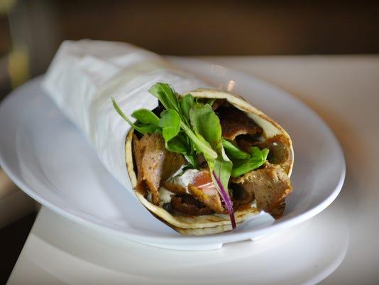 (201) December: Dining Review: Eons Greek Food for Life, Paramus