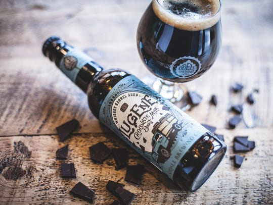 Odell Brewing has re-released Lugene chocolate milk