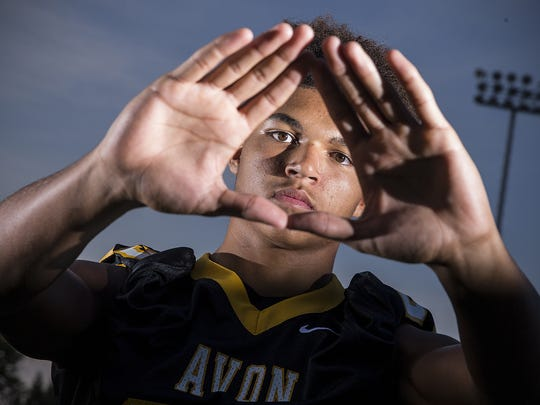 Avon playmaker Isaac Guerendo has committed to Wisconsin.