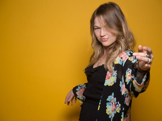 "Crystal Bowersox has one Ohio stop on her ""Alive"" tour, and it's in Mansfield."