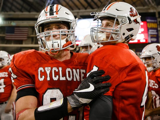 Harlan reached the UNI Dome last season. The Cyclones face a tough test in ADM, Adel, on Friday night to open district play.