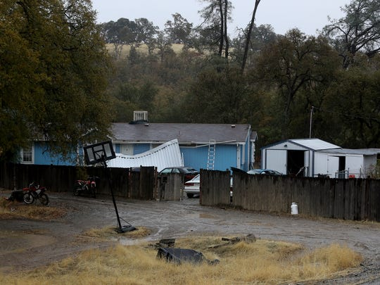 This is the home of Rancho Tehama shooter Kevin Janson Neal.