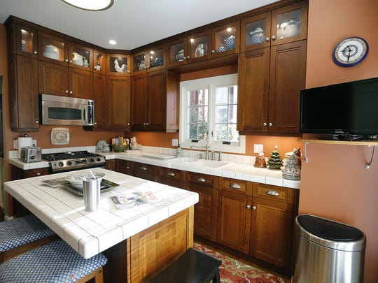 Historic Corn Hill home that will be on a tour at 40
