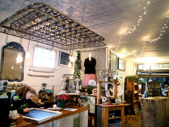 """Josephine's Redeemed Boutique in Port Orchard will take it to the Kitsap County Fairgrounds this weekend for its annual """"Redeemed Revival"""" vintage fair."""