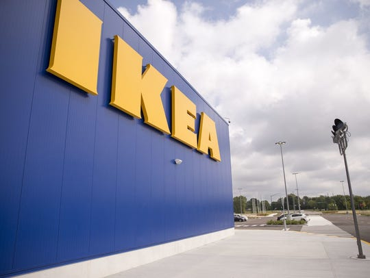 File photo: The IKEA in Fishers, Indiana, held a grand