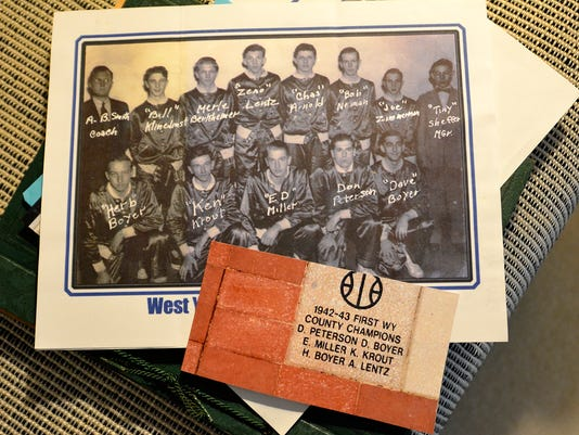 92-year-old recalls West York's first championship