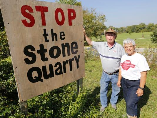 LAF bangert col americus quarry showdown