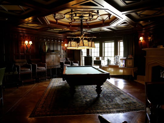 Inside the Carmel English manor-style home of Scott
