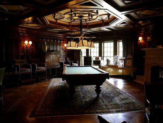 Inside the Carmel English manor-style home of Scott