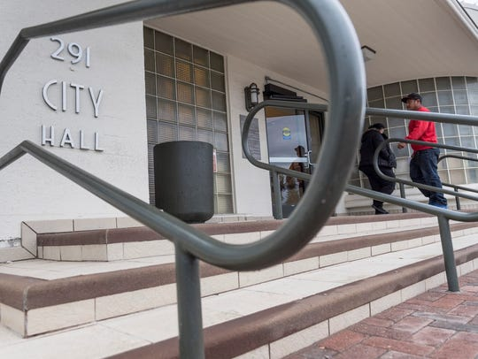 As the result of a recent lawsuit, the City will elect