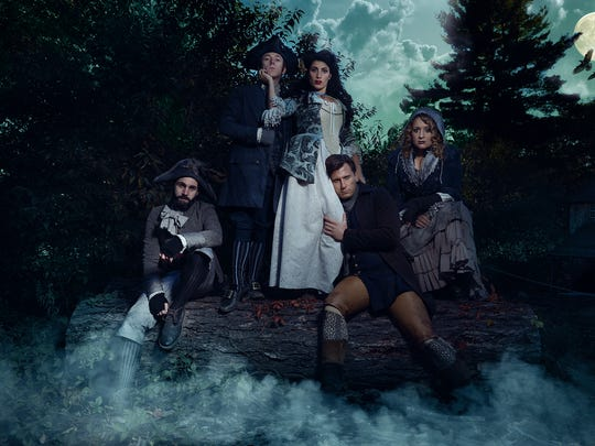 The Sleepy Hollow Experience, an immersive, interactive