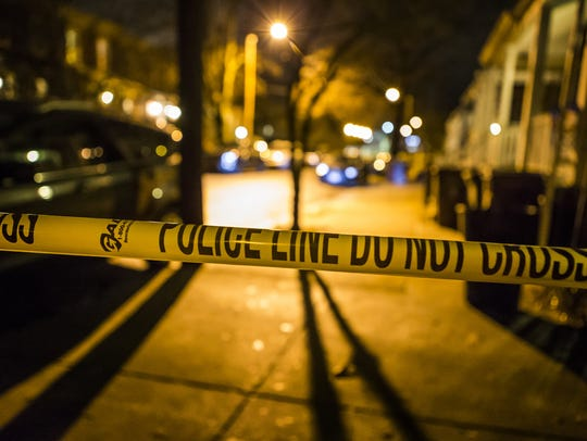 With 197 people shot, 32 fatally, 2017 was Wilmington's