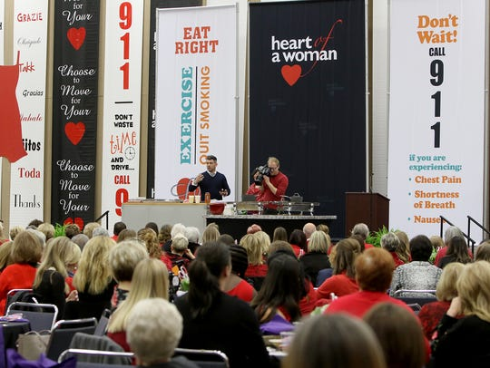Danny Boome, Heart of a Woman featured speaker, teaches