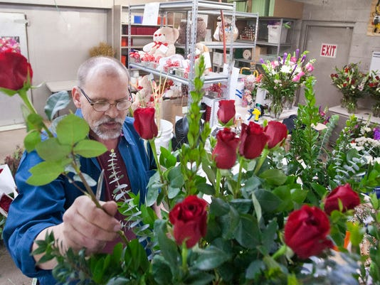 Valentine S Day Ups Will Ship 88 Million Flowers