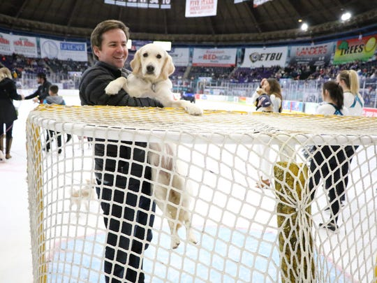 Pooches on the  Pond was a huge hit for the Shreveport Mudbugs last year. Friday, dogs are welcome back  to George's Pond at Hirsch Coliseum.