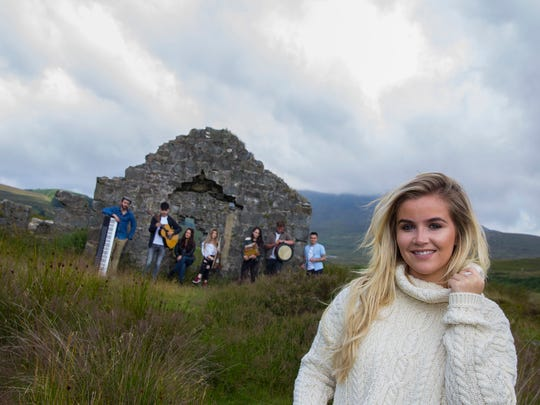 The Young Irelanders band brings a musical taste of