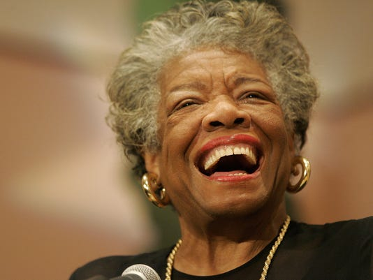 AP PEOPLE ANGELOU A ENT USA AL