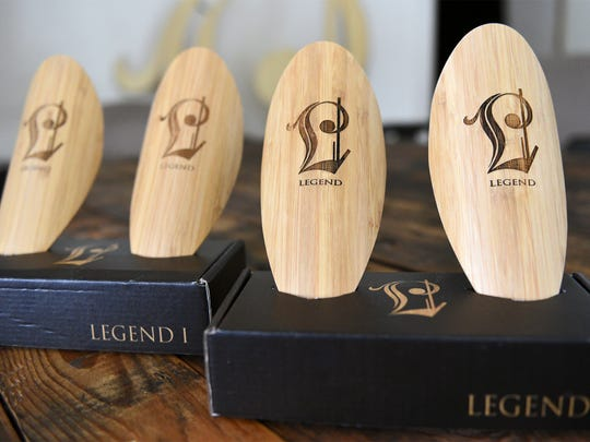 Legend I bamboo shin guards are one of the products