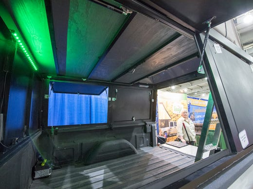 New Pickup Truck Camper Called Snap Treehouse Is Made In