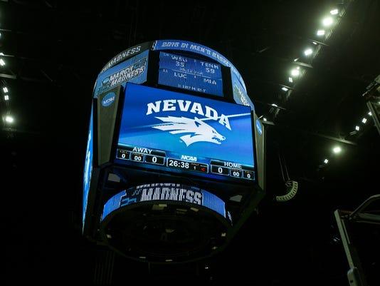 Nevada in NCAA tournament