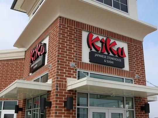 Owner Kent Chen opened the popular Kiku Japanese Steakhouse