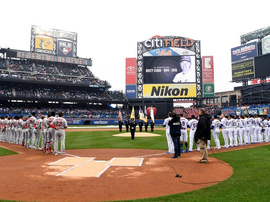 Mets Opening Day