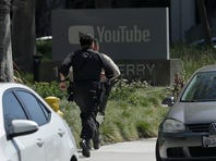 'I looked down and saw blood' : Female suspect dead, 4 injured after shooting at YouTube headquarters in California