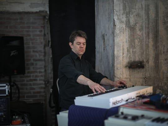 Mellotron Variations: Jonathan Kirkscey
