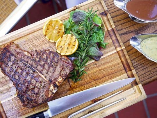 A Porterhouse for Two at Geordie?s Restaurant & Lounge